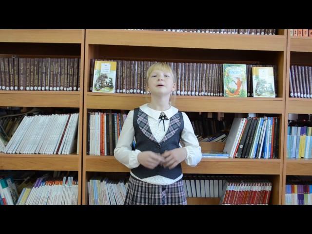 Изображение предпросмотра прочтения – ВалерияБорисова читает произведение «Ворона и Лисица» И.А.Крылова