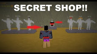 NEW SECRET SHOP!! MINI JIREN!? | Roblox: Dragon Ball Z Final Stand