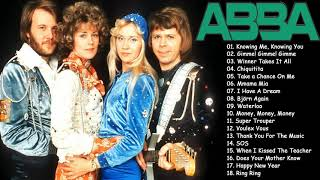 ABBA Best Songs Collection 2018 -  Greatest Hits New Playlist Of ABBA