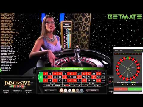 Video Roulette betting odds calculator