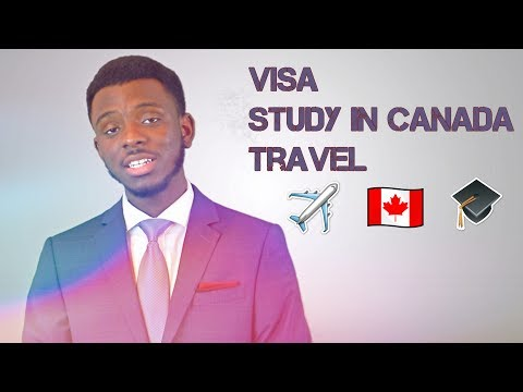 Visa Application and Study Permits | Travelling to CANADA