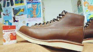 Обзор ботинок CHIPPEWA 1958 Orginal Utility Boots