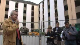 Saint-Malo TV- Projet de renouvellement social et urbain pour les quartiers de la Découverte