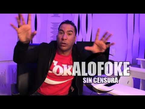 """FUERTES DECLARACIONES!!! El maestro """"CRISTIAN CASA BLANCA""""  en ALOFOKE SIN CENSURA (Nueva Temporada)"""