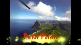 GoPro: AIR, SEA & LAND Saint Lucia in 1 week compilation