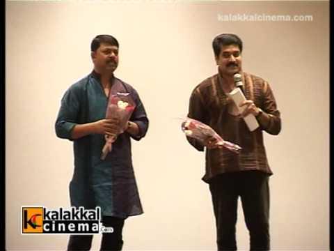 Vijay Adhiraj & James Vasanthan at Puththagam Movie Audio Launch