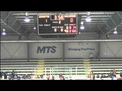 U15 A Pool Gold Medal West Coast Wolverines vs Edmonton Xtreme Aug 3, 2014