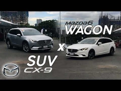 How Driving Matters With The Mazda6 Wagon & CX-9