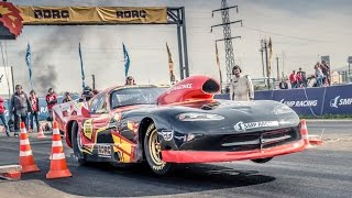 Dodge Viper DT ProMod — 6 8 sec  on 1/4 mile