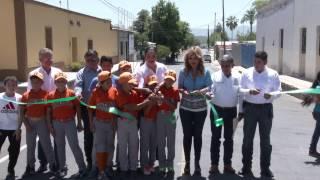 Inaugura Gobernadora modernización de carretera Mazocahui-Banámichi