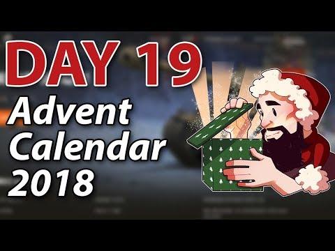 Day 19 Advent Calendar 2018! - World of Tanks thumbnail