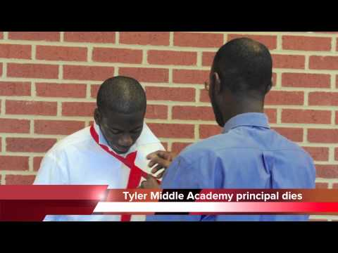 Tyner Middle Academy Principal Mark Smith dies