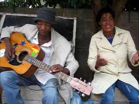 "Botswana Music Guitar - Western - ""Ba bararo"" !"