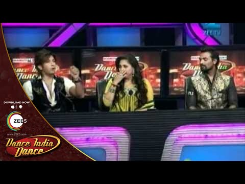 Dance India Dance Season 3 April 08 '12 - Sanam & Mohena