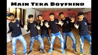 Main Tera Boyfriend | Raabta | Dance Choreography | Sushant Singh Rajput | Arijit Singh