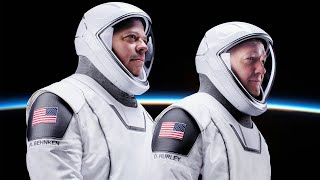 NASA Astronauts Robert Behnken and Douglas Hurley Are Coming Home!