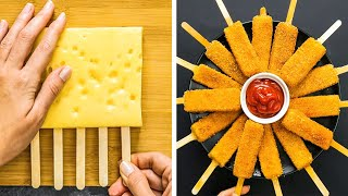 34 YUMMY CHEESE RECIPES FOR REAL FOODIES
