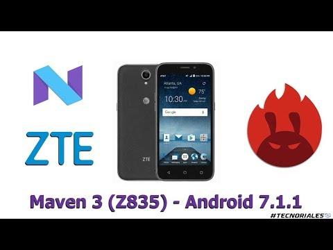 ZTE Maven 3 - Pg  2   ZTE Maven 3