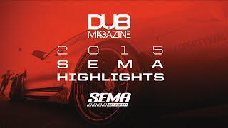 DUB and LFTDxLVLD at the 2015 SEMA Show