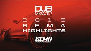 DUB and LFTDxLVLD at the 2015 SEMA Show