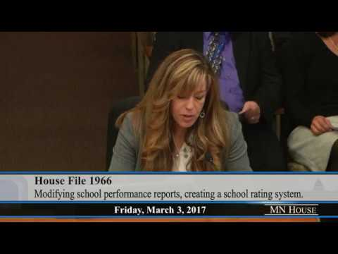 House Education Innovation Policy Committee  3/3/17