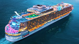The Most Expensive Cruise In The World
