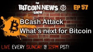Bitcoin News #57 - Now that 2x is dead what's next for bitcoin?