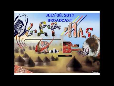 RADIO BLINA - JULY 8, 2017 BROADCAST