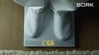 Видеообзор напольных весов BORK N785