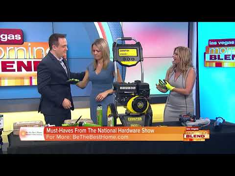 Must-Haves From The National Hardware Show!