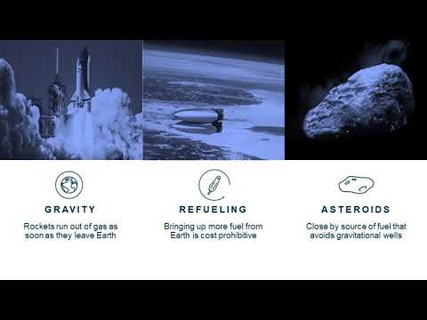 Asteroid mining 1 of 7