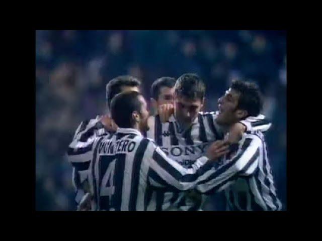 05-02-1997 - Uefa Super Cup - Juventus-Paris Saint Germain 3-1