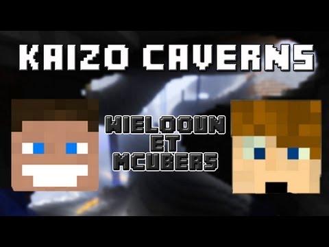 Kaizo Caverns #9 ! w/ MCuber5