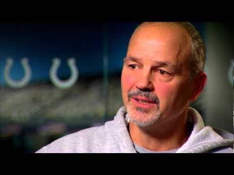 Chuck Strong - Indianapolis Colts Coach