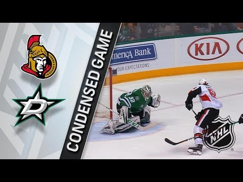 Ottawa Senators vs Dallas Stars – Mar. 05, 2018 | Game Highlights | NHL 2017/18. Обзор