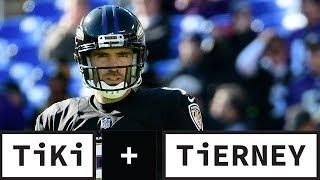 Joe Flacco NEEDS a New Job | Tiki + Tierney