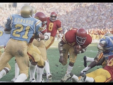 Classical Tailback #46 - Ricky Bell USC Highlights