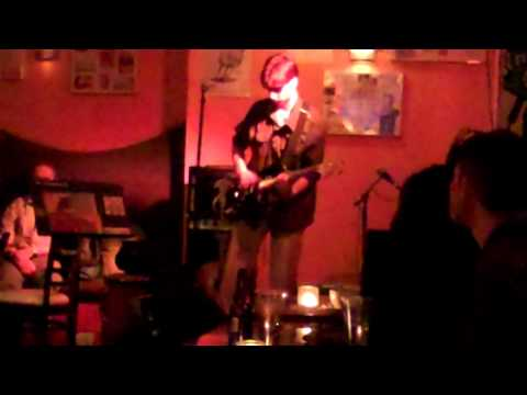 Chris Buckley-Path cafe