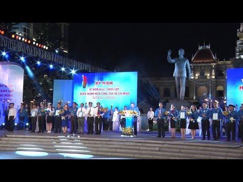 Kỷ niệm 87 năm Ngày thành lập Đoàn TNCS Hồ Chí Minh và trao giải thưởng Hồ Hảo Hớn năm 2018