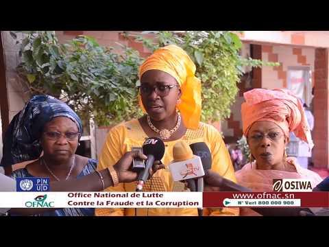 Publireportage sur la la quinzaine nationale de lutte contre la corruption 3