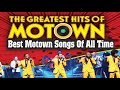 Gambar cover Motown Greatest Hits Collection - Best Motown Songs Of All Time