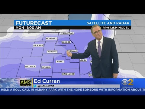 Chicago Weather: Cold, Snow Coming