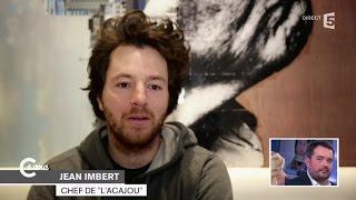 L'équipe Top Chef vue par Jean Imbert - C à vous - 22/01/2015