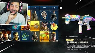 I Just Bought Every SUPPLY TIER in Black Ops 4..
