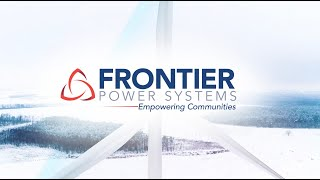 FRONTIER POWER SYSTEMS | EMPOWERING COMMUNITIES