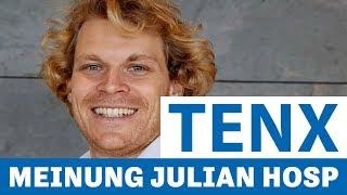 Meinung von Julian Hosp über TenX