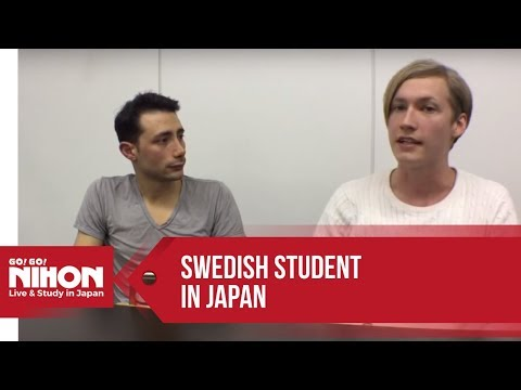Living and Studying in Japan Q&A - Go! Go! Nihon Live Show