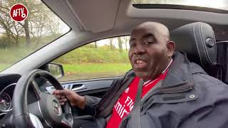 Arsenal v Wolves | Road Trip To The Emirates