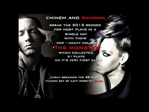 Eminem   The Monster Explicit ft  Rihanna