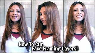 The Best Hair Hack How To Cut Layer Your Hair At Home
